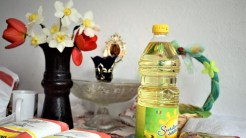 Daruri pentru bătrânii din Cumpăna. FOTO Primăria Cumpăna