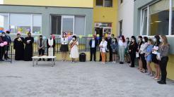 Deschiderea anului școlar la Cumpăna. FOTO Primăria Cumpăna