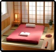 Mi cama es un tatami