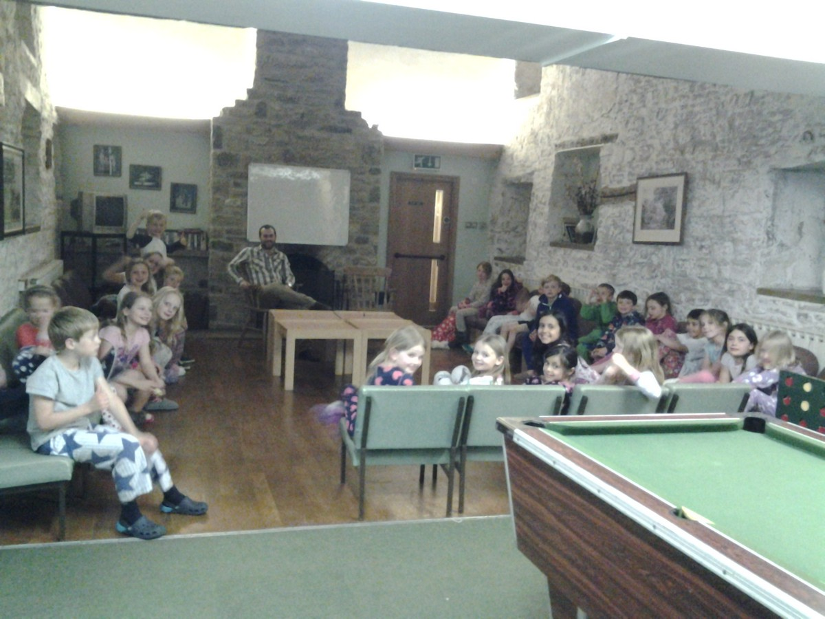 Form 1 Trip To Marrick Priory Cundall Manor
