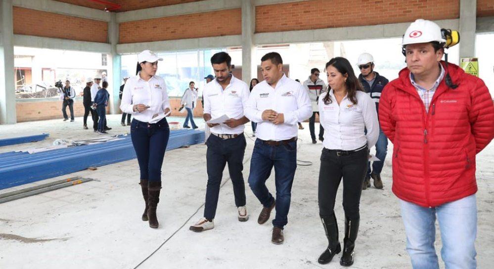 Megacolegio El Rosal Jorge Rey Cundinamarca
