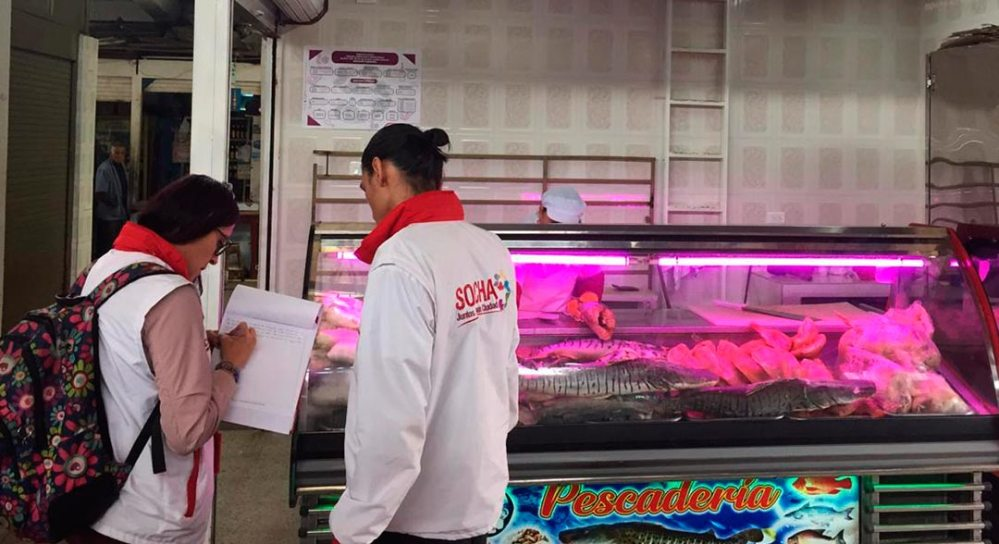 control pescado semana santa 2019