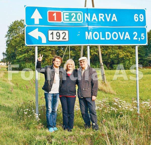 moldova estonia