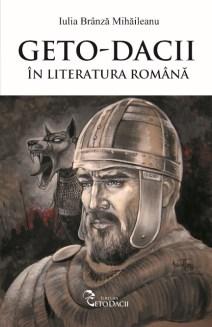 geto dacii in literatura romana