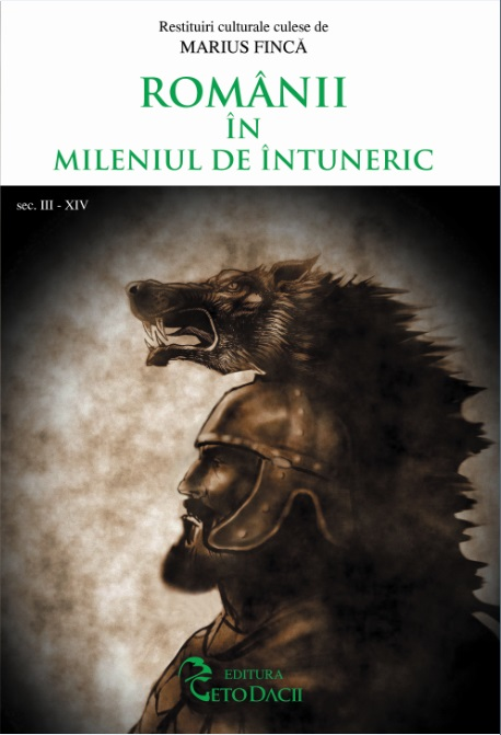 romanii in mileniul de intuneric coperta