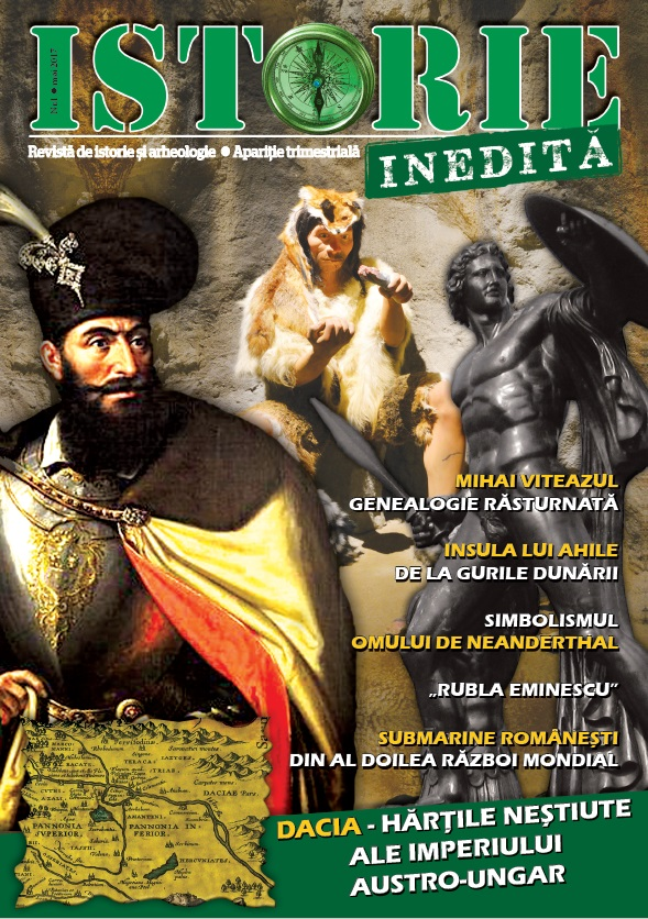istorie inedita coperta revista 1