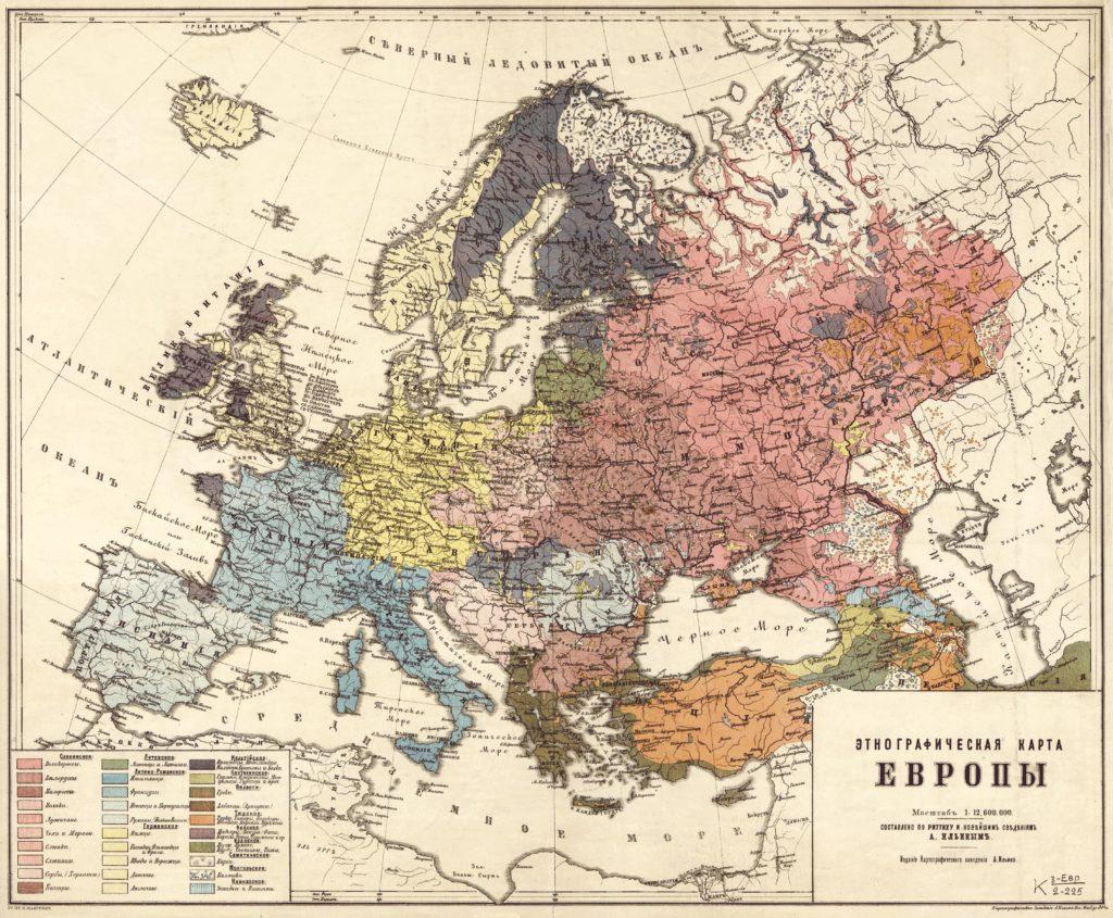harta etnica 1