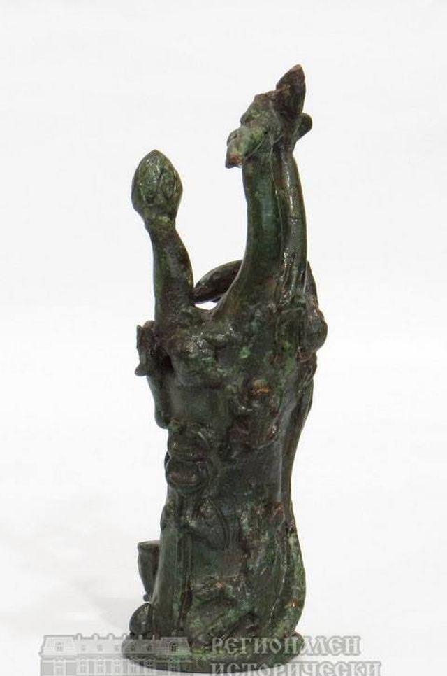 Mana lui Sabazios - obiect descoperit in Bulgaria