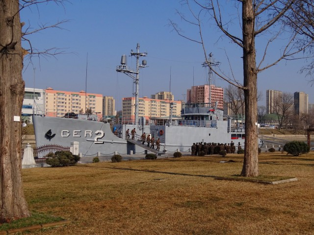 USS Pueblo, 2013