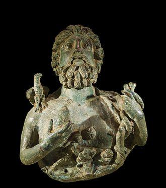 Bustul lui Sabazios (Roma)