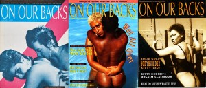 On Our Backs_covers