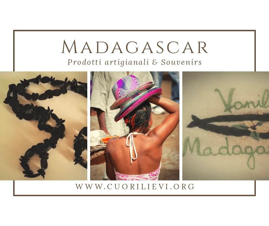 PRODOTTI ARTIGIANALI DAL MADAGASCAR: COSA COMPRARE