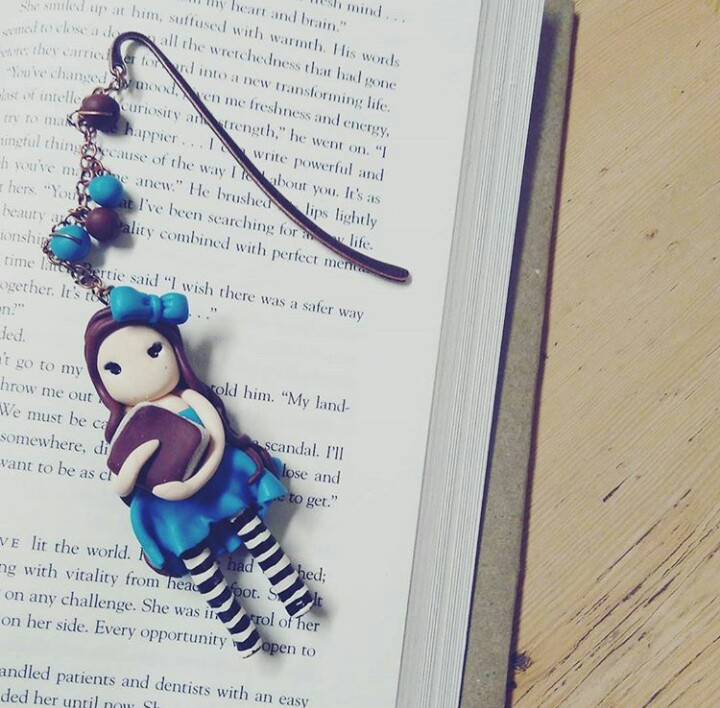 polymer bookmarks