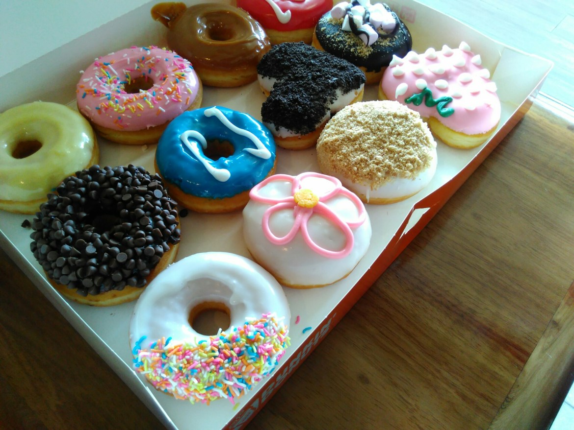 Dunkin donuts south Africa