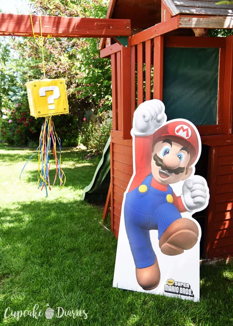 Super Mario Bros Birthday Party With Free Printables