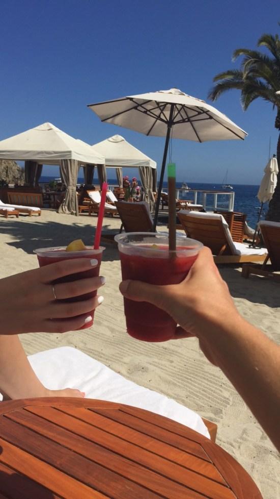 Smoothie Descanso Beach Club
