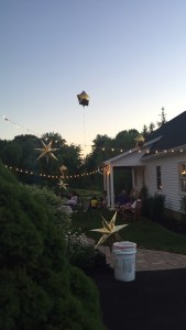 Cupcake N Dreams Family Outdoor Lights