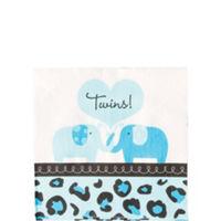 twin napkins
