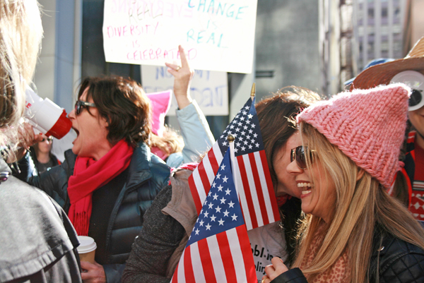 Women March Los Angeles Photos