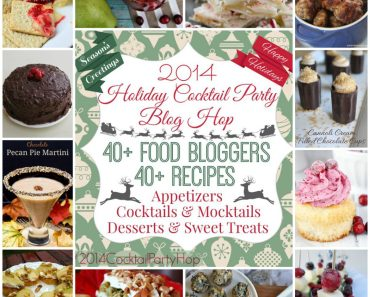 2014 Cocktail Party Blog Hop | http://www.cupcakesandcrowbars.com @cupcakescrowbar