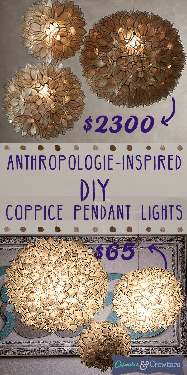 Anthropologie Coppice Inspired Lamps with DLawless Hardware