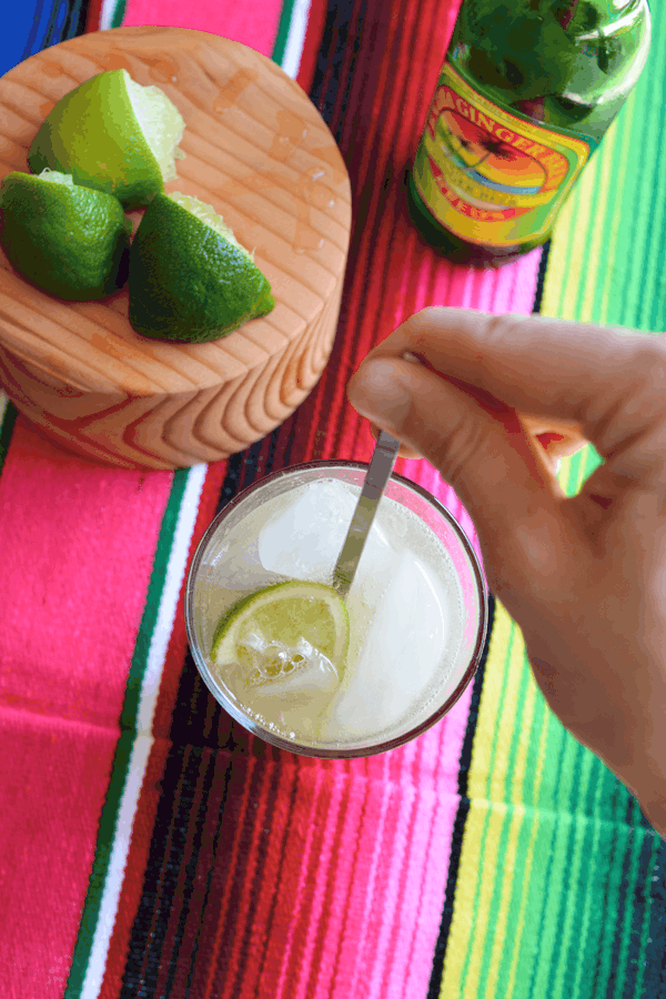 An easy recipe for a Tequila Moscow Mule