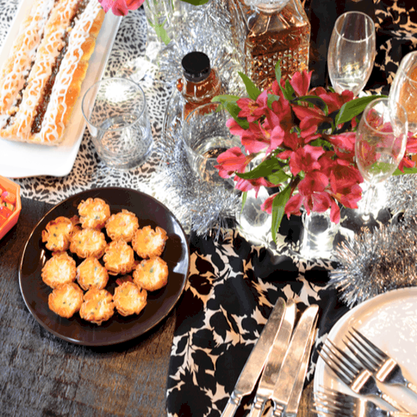 Casual Holiday Brunch with Freixenet