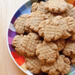 Sunbutter cookie recipe. A great peanut butter alternative for food allergies.