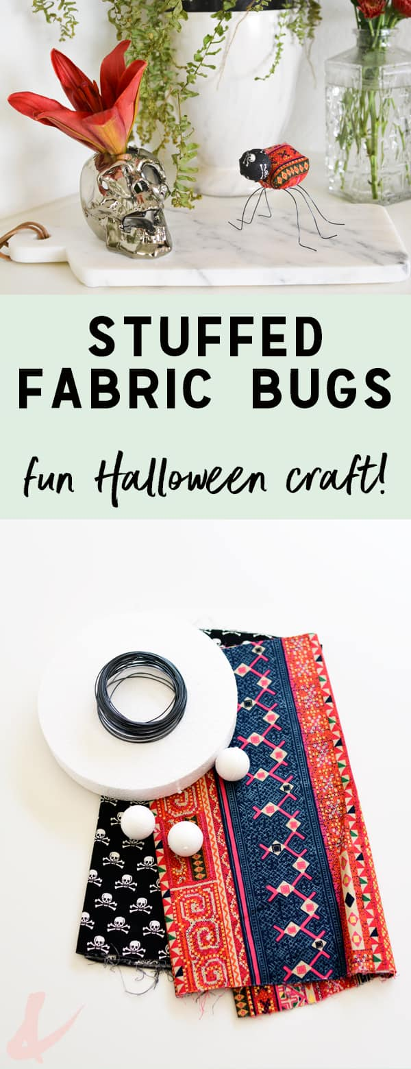 This easy DIY Halloween craft idea is cute and not scary which makes it perfect for the kids