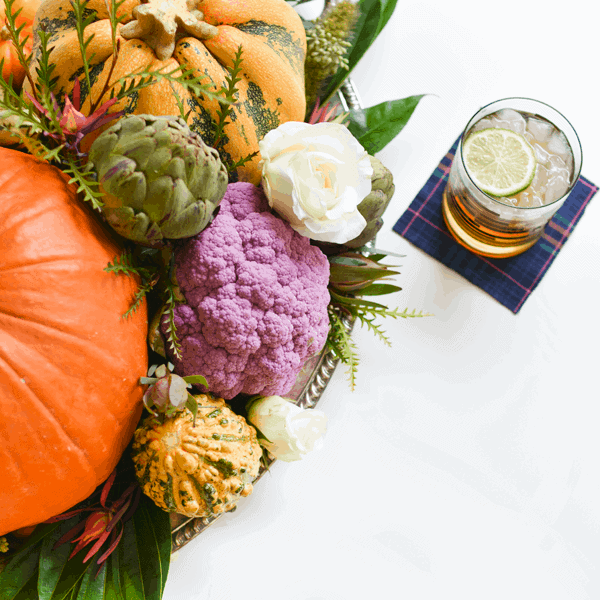 Pumpkin Moscow Mule Recipe