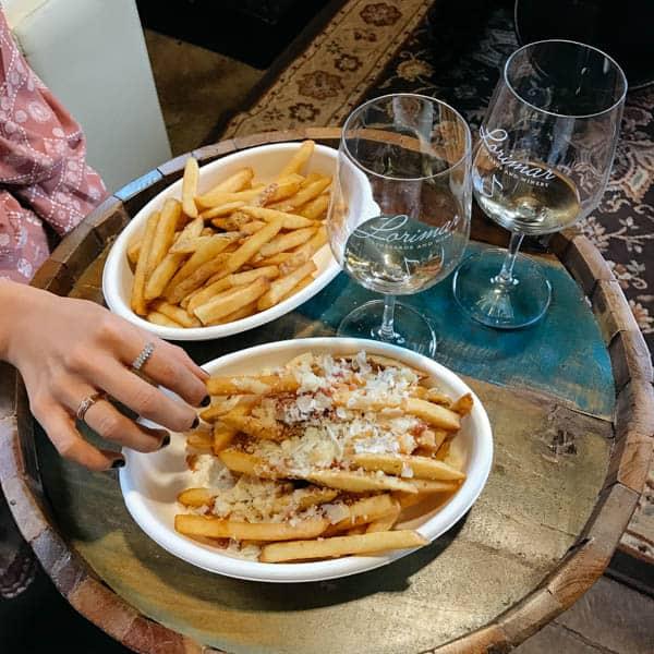 Lorimar Winery Wine Tasting and Food Truck
