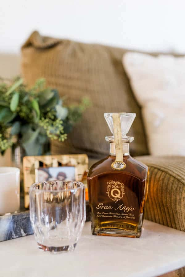 The perfect sipping rum for the winter