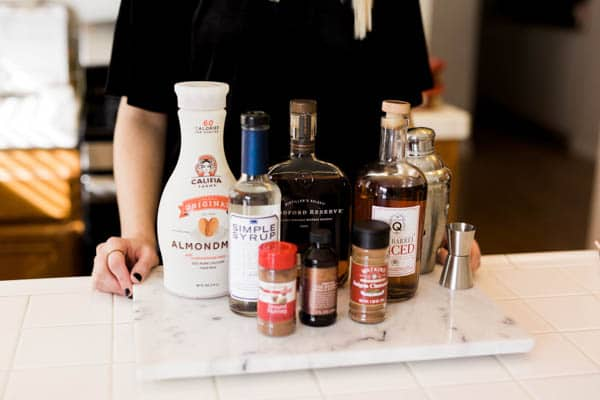Delicious Milk Punch Recipe with Bourbon.