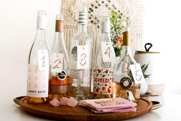 5 Bottles of Rose Wine to Try for a Wine Tasting