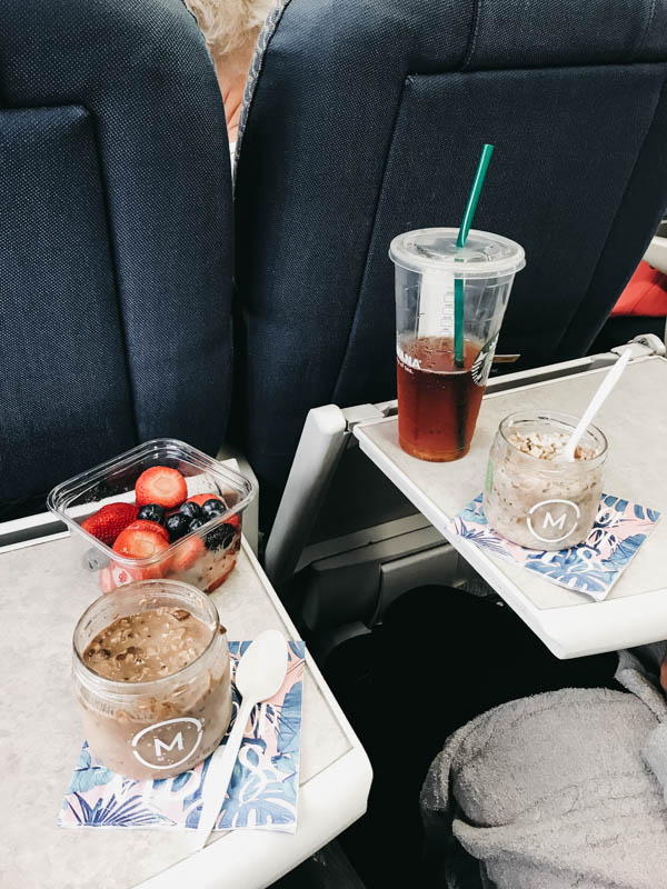 """Bring your own breakfast on the Pacific Surfliner for a fun """"road trip"""" with your friends."""