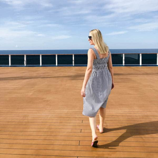 A Solo Cruise for Mom Me Time on Carnival Paradise