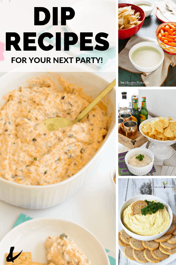 best tailgate dips for parties