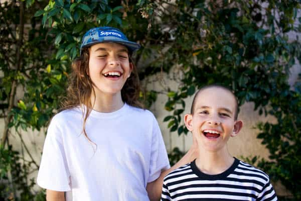 Encourage the kids to laugh more especially on Let's Laugh Day