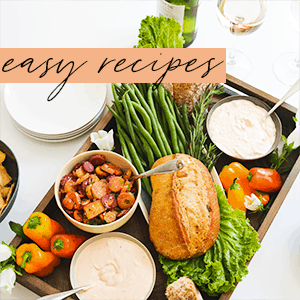 easy recipes for busy mom life