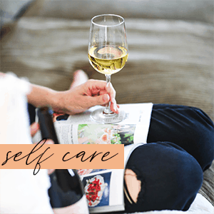 easy self care ideas for busy moms