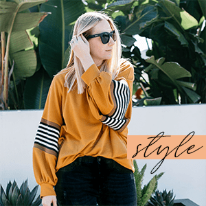 mom style blogger in Southern California