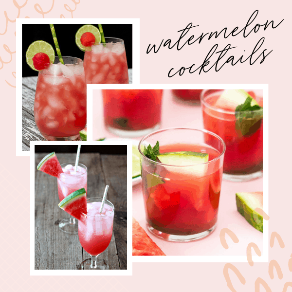 Crazy Tasty Watermelon Recipes with Vodka