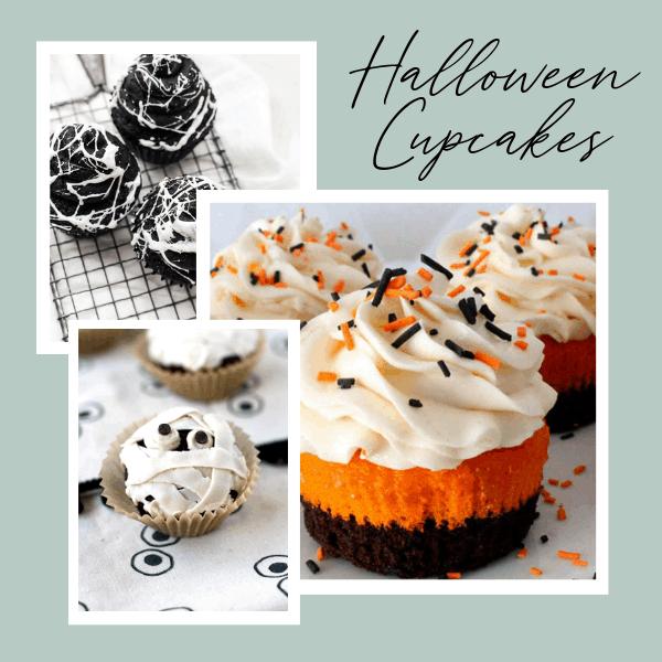 20 Easy Halloween Cupcakes Anyone Can Make