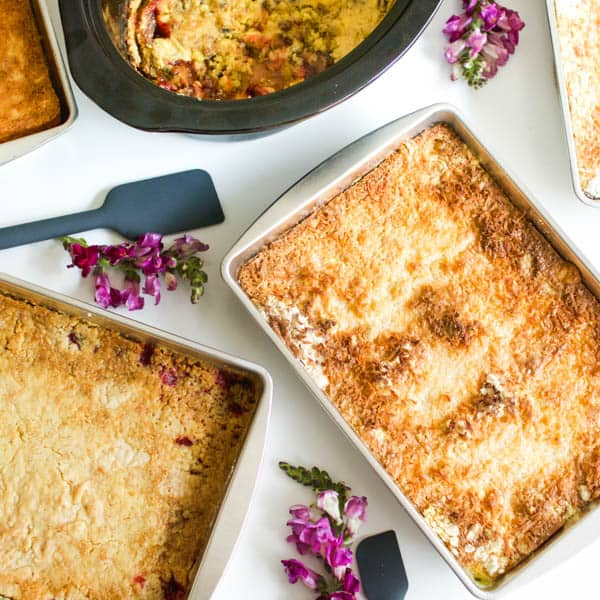 Insanely Delicious Dump Cake Recipes: A Quick and Easy Dessert For Lazy People