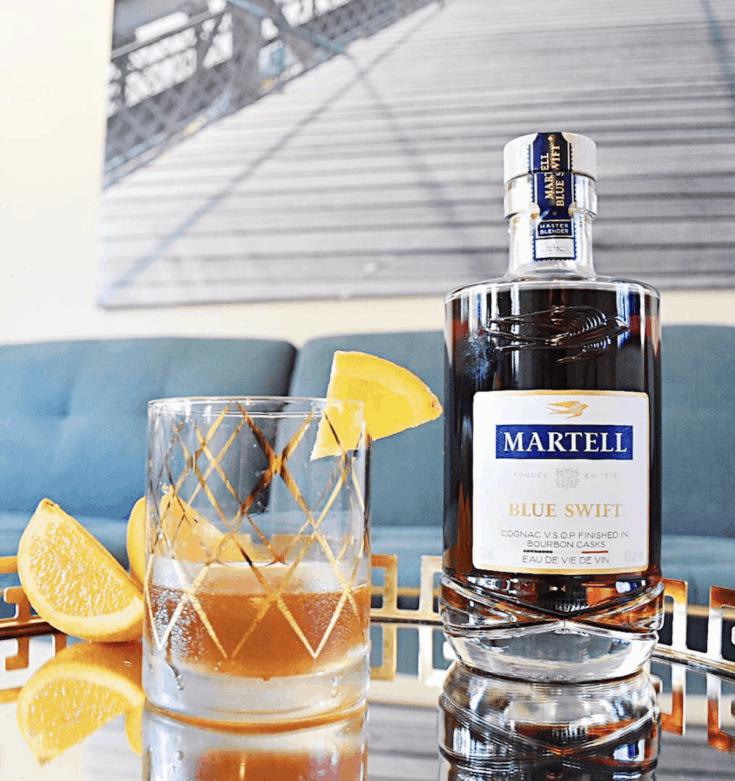 Fall Bourbon Cocktail