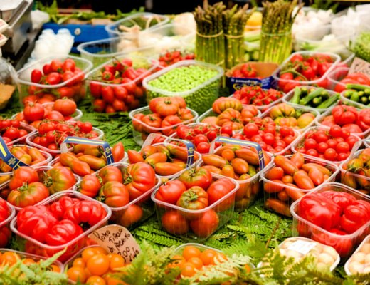 Italy Farmer's Market | www.cupcakesandthecosmos.com