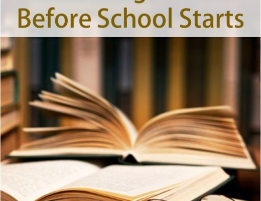 Five Things To Do Before School Starts | www.cupcakesandthecosmos.com