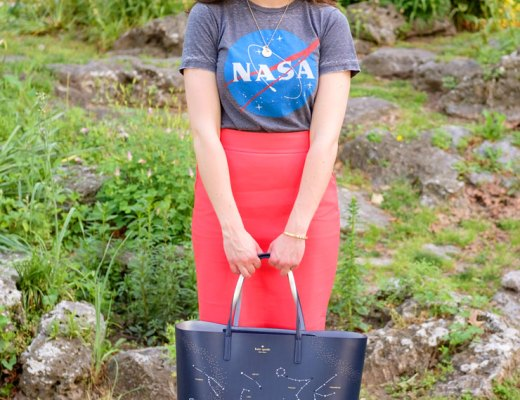 NASA Nerd Style for Fun | www.cupcakesandthecosmos.com