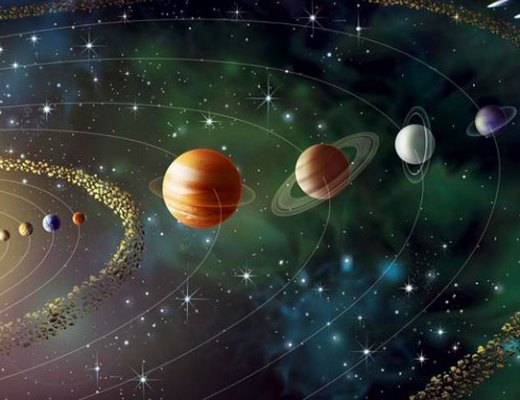 Solar System Planets | www.cupcakesandthecosmos.com