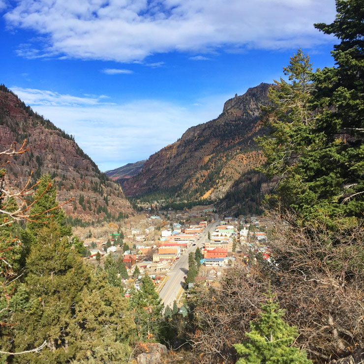 Exploring the Small Towns of Ouray and Silverton
